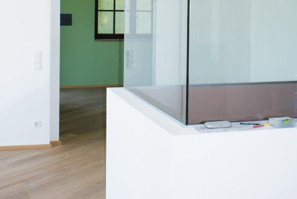 t ren raumtrenner schiebet ren glas schnabl. Black Bedroom Furniture Sets. Home Design Ideas