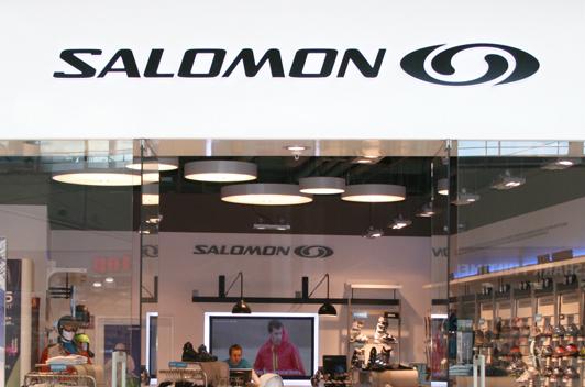 finest selection 6454a 53f2c Salomon Brand-Store im Europark Salzburg | Glas Schnabl